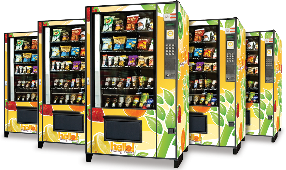 Hello! Healthy Vending