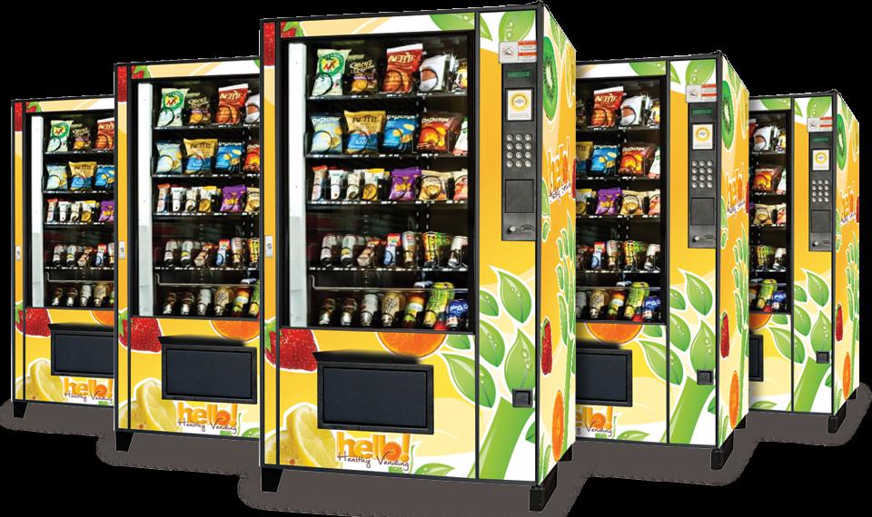 Hello! Healthy Vending