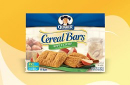 Quaker Cereal Bars
